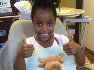 Childrens Cavity Treatment Services Ferndale MI - Children's Dental Specialists  - ycf1